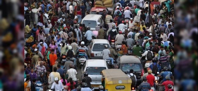 Hindistan İddialara Göre 7 Yıl Sonra En Kalabalık Ülke Olacak