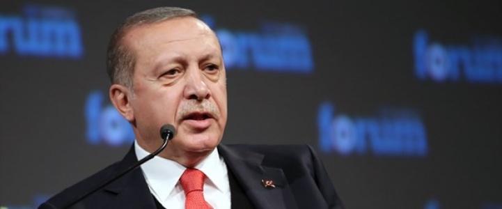 Erdoğan: Ben bu ortaklığı masaya yatırırım