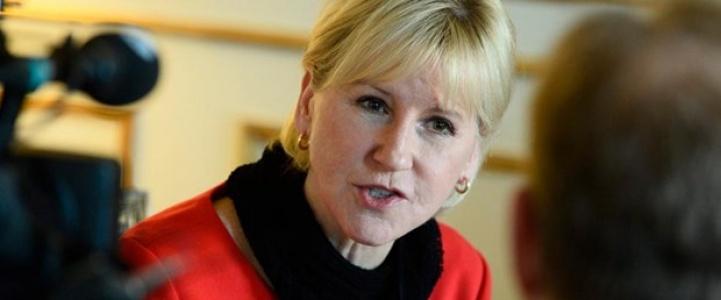 """İsveç Dışişleri Bakanı Wallström: """"Ben de"""" cinsel tacize uğradım"""