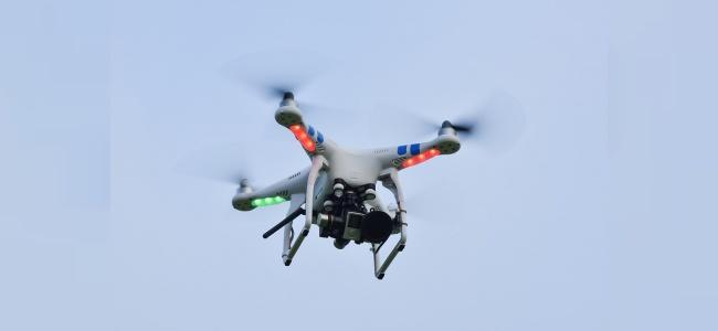 Sivrisinekleri Yok Etmek İçin Drone Taktiği