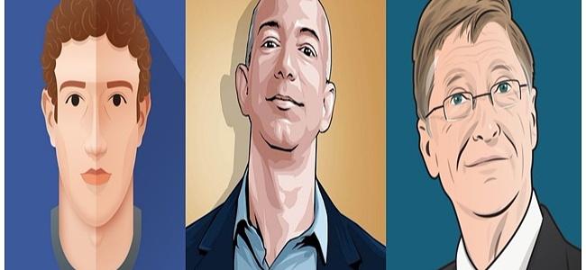 Dünya'nın En Başarılı 10 Teknoloji Lideri