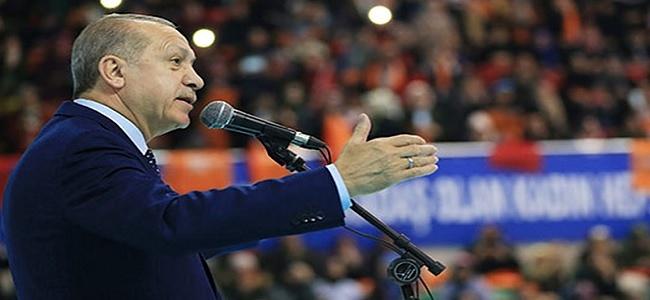 Erdoğan'dan ABD'ye Sert Tepki: İcazet Alma Derdimiz Yok!
