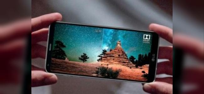 LG G7 Kendisi Çıkmadan Uygulaması İndiriliyor