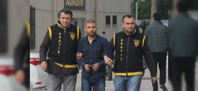 8 Ay Sonra Yakalanan Cezaevi Firarisinden Polise İsyan
