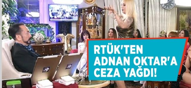 Adnan Oktar ve Kediciklere RTÜK'ten Ceza Yağdı!