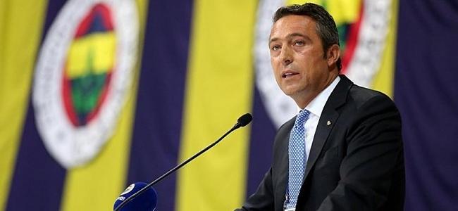 Ali Koç Fenerbahçe Taraftarı Değişim İstiyor Dedi