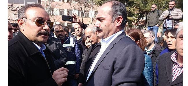 Polis Müdürü HDP'li Vekile Öyle Bir Şey Söyledi Ki