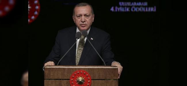 Cumhurbaşkanı Erdoğan'dan Sosyal Medya Uyarısı!