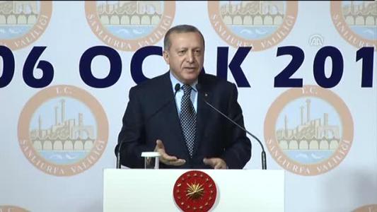 Erdoğan'dan ABD'ye: Çatlasanız da Patlasanız da...