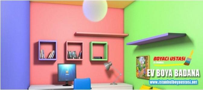 Ev Boyama ve Dekoratif Çözümler