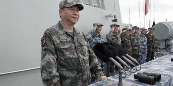 Çin'den ABD'ye Kamuflajlı Gözdağı! Savaş Provası Mı?