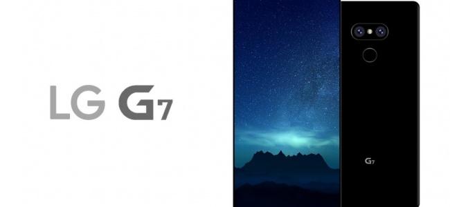 LG'nin Yeni Amiral Gemisi G7'nin Özellikleri Netleşiyor!