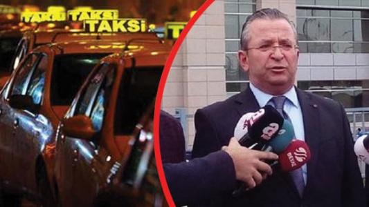 Taksiciler Başkanı'ndan Garip Çıkış! 'Uber PKK'dır DEAŞ'tır!'