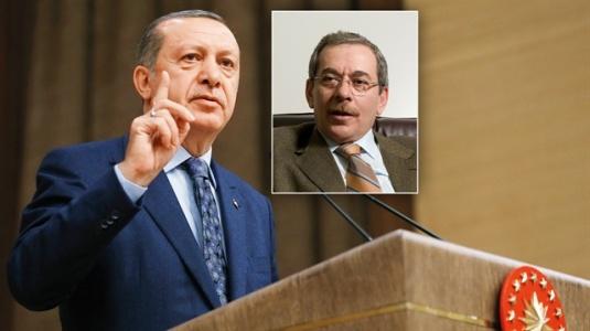 """Erdoğan'dan Abdüllatif Şener Yanıtı! """"Adam Yerine Koymuyoruz"""""""