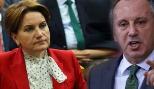 Meral Akşener ve Muharrem İnce'nin Vaatleri Alay Konusu Oldu!