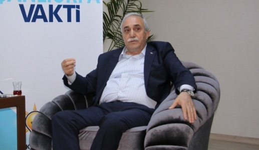 Bakan Fakıbaba HDP ve CHP'nin Gizli İttifakını Açıkladı!