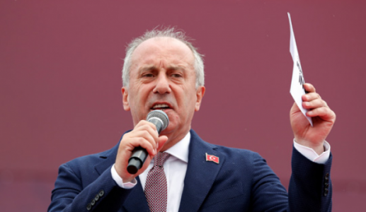 CHP'de Gerilim.. Kılıçdaroğlu İstifa Etmedi,İnce Mitinge Hazırlanıyor!