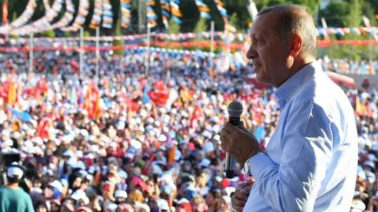 Erdoğan: Asker Kandil'e İlerledikçe Muharrem'i Efkar Basıyor!
