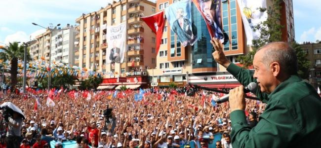 """Erdoğan'dan Müjde! """"PKK'nın Lider Kadrosundan 35 İsmi Bitirdik"""""""