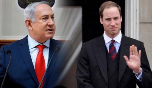 İngiliz Prens'in 'İşgal' Demesi İsrail'i Çıldırttı!