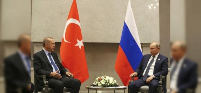ABD'nin Tehdidinden Sonra Erdoğan'dan Mesaj:Kıskanıyorlar!