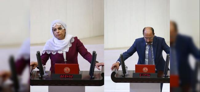 PKK Cenazesine Katılan HDP'li İki Vekil Hakkında Soruşturma!