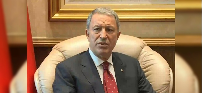 Yeni Milli Savunma Bakanı Hulusi Akar'dan Kritik Mesaj!