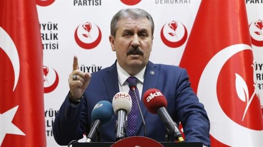 Mustafa Destici'den Çok Sert Tepki: Vatandaşlıktan Çıkarılsınlar