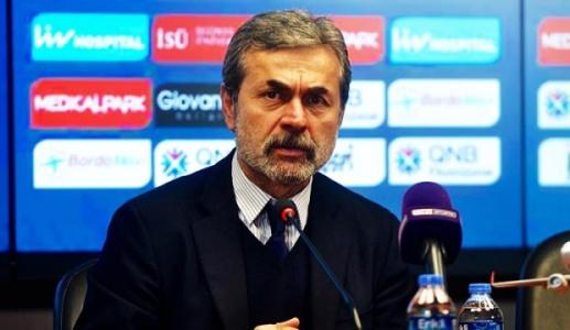 """Aykut Kocaman Fenerbahçe'ye Mi Geliyor? """"Göreve Hazırım"""""""