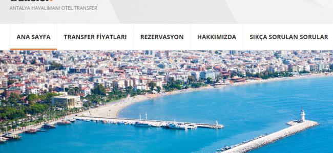 En Ucuz Antalya Havalimani Transfer Firması