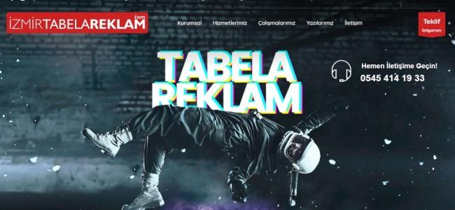 İzmir'in En iyi Tabela Firması