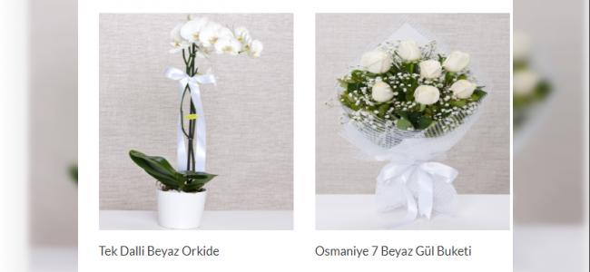 Osmaniye çiçek firmaları