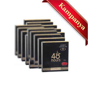 48 Hours Gold Çikolata Kullanımı ve 48 Hours Çikolata Faydaları