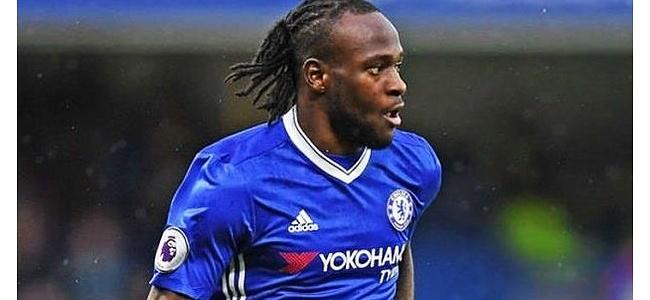 Moses performansıyla Chelsea teknik direktörünü pişman edebilir