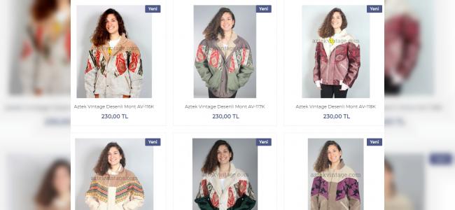 Unisex Aztek Vintage Modelleri ve Fiyatları