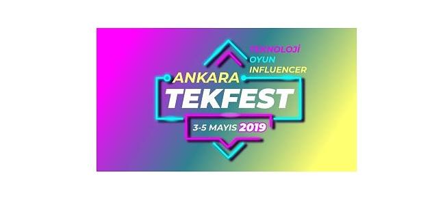 Asus'tan TEKFEST Ankara'ya büyük destek