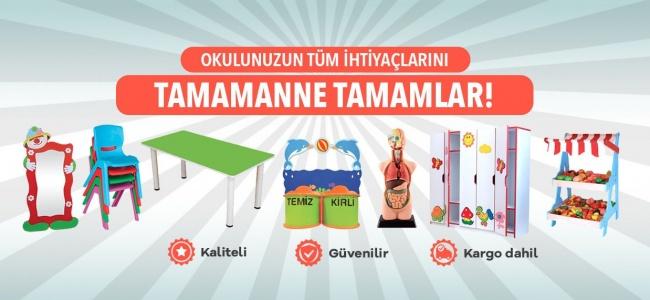 En Ucuz Anaokulu Malzemeleri ve Masaları | www.tamamanne.com.tr