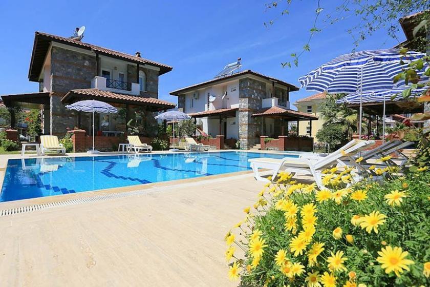 Kiralık Villalarda Tatil Yapma Keyfi