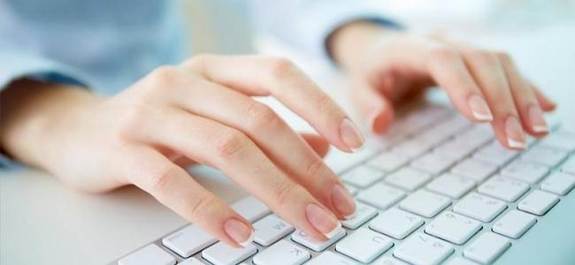 Klavyede Hızlı Yazmak Sizin Elinizde