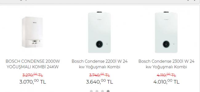 Bosch Kombi Seçimlerinizi Doğru Yapın