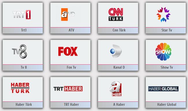 En Çok Tercih Edilen Canlı Tv sitesi