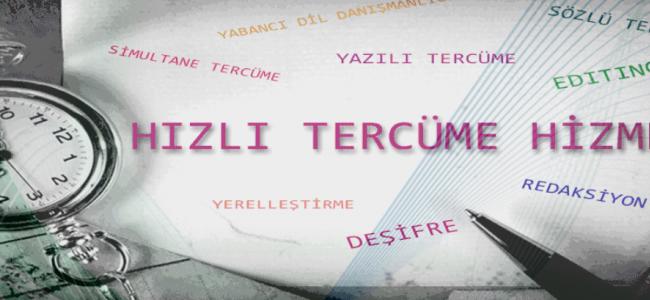 Tercüme Sitemiz ile Üstün Müşteri Hizmetleri