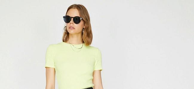 Bir Alt Bir Üst: Koton Bayan Sweatshirt ve Bayan Etek Modelleri