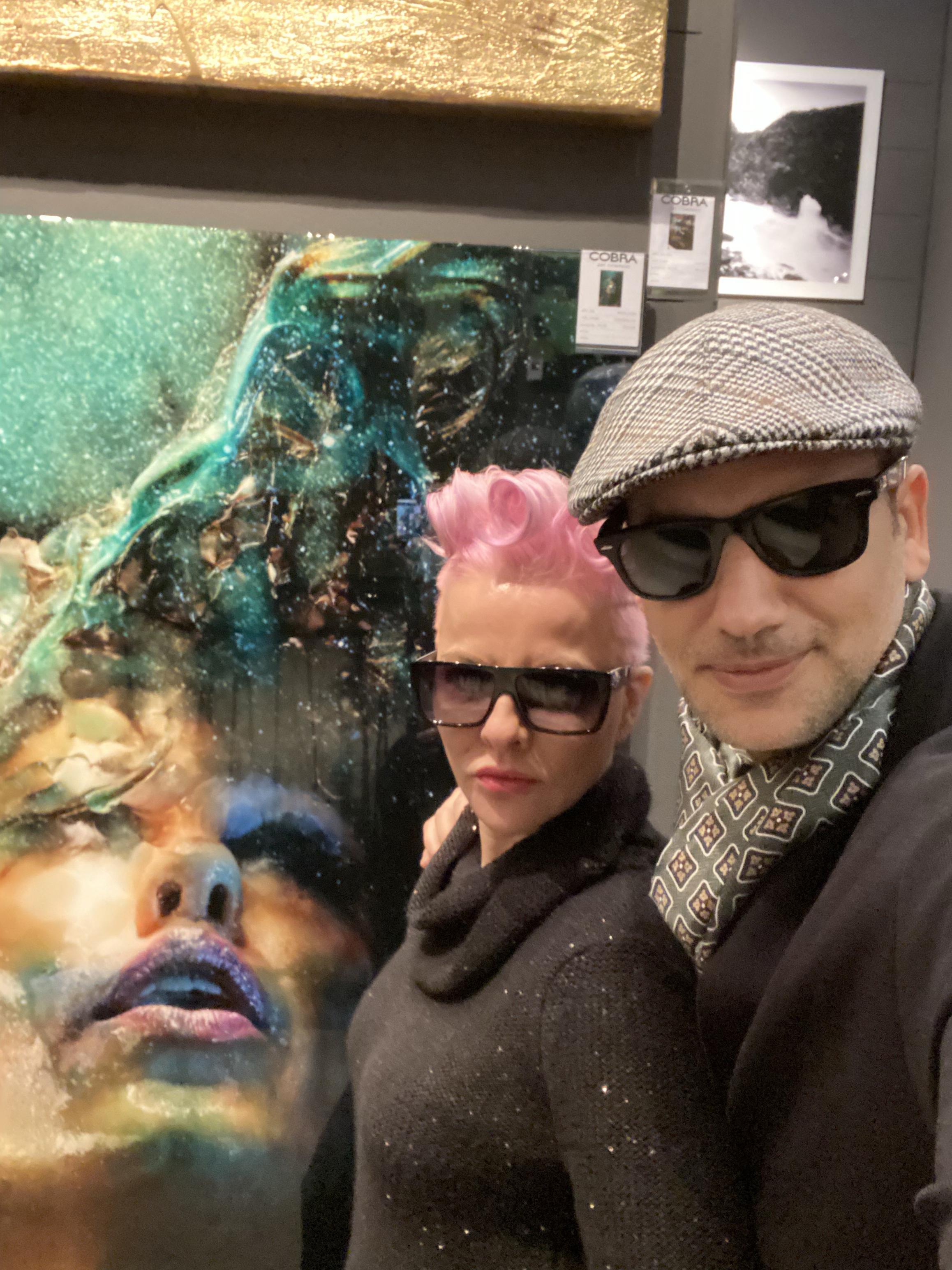 Fotoğraf Sanatçısı Cem Bayoğlu'nun Eserleri Paris Maıson Et Objet Fuarında