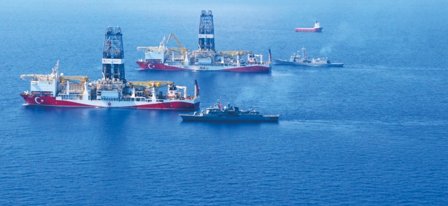 Türkiye üçüncü sondaj gemisine kavuştu