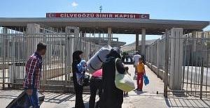 Cilvegözü Sınır Kapısı'nda Kısa Aranın Ardından Kapılar Açıldı