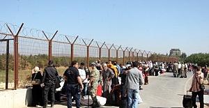 Kurban Bayramı Öncesi Suriyeliler Ülkelerine Dönüyor