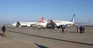 Samsun Çarşamba Havalimanı Pazartesi Günü Bakıma Giriyor