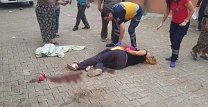 Edremit'te Annesini Yaralayıp Çocuğunu Öldüren Katil Zanlısı Teslim Oldu