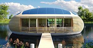 Geleceğin Çılgın Projesi Güneş Enerjisiyle Çalışan Evler